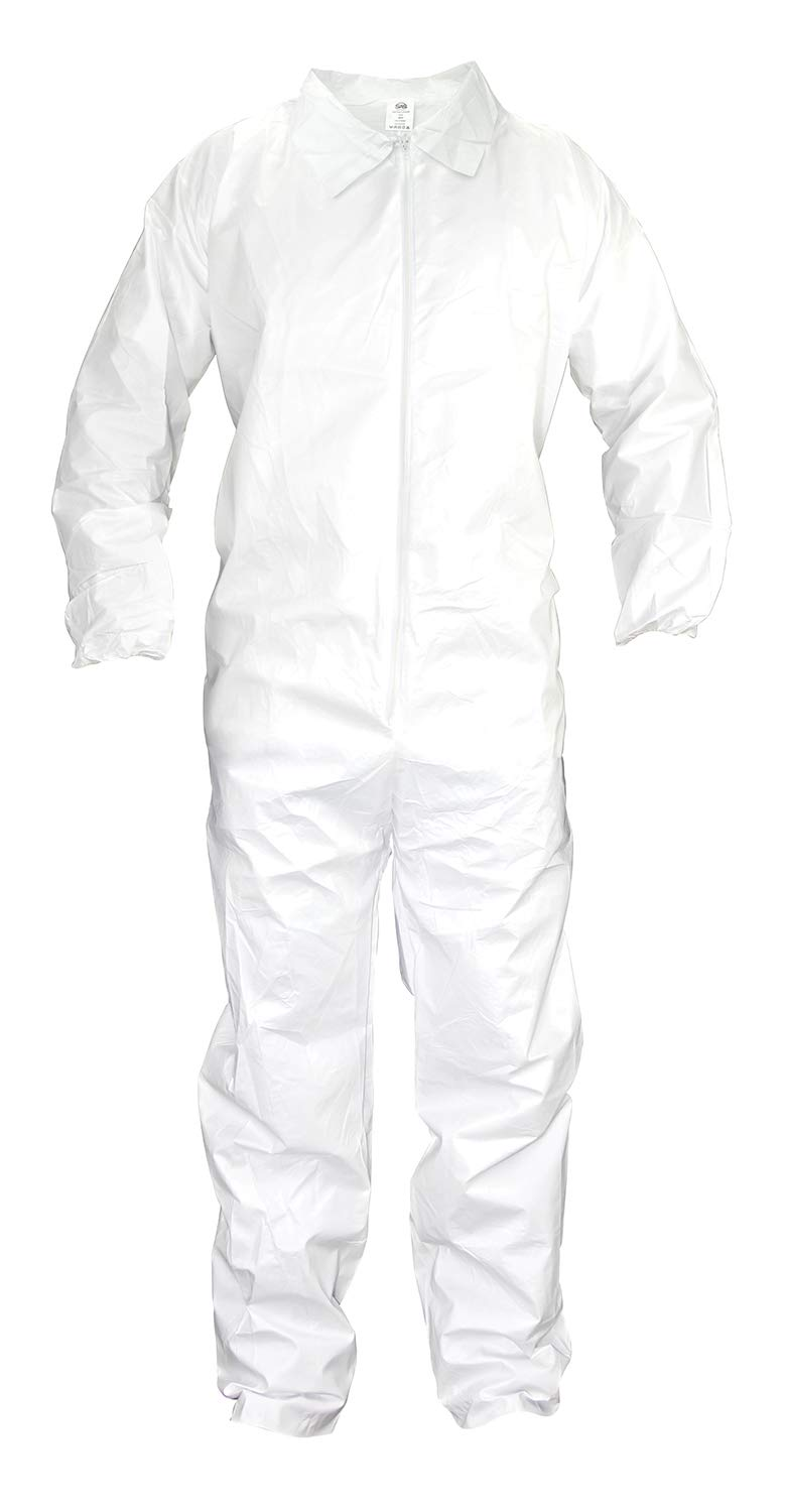 SAS Safety 6851 Gen-Nex All-Purpose Coverall, Small SAS Safety Corp.