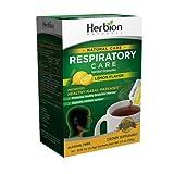 Herbion Naturals Respiratory Care Granules - Lemon - 10 Sachets - .19 oz