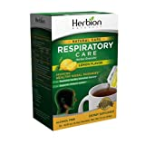 Herbion Naturals Herbion Naturals Respiratory Care Granules, Lemon, 10 Ounce
