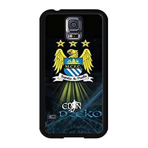 Shing Popular Logo Manchester City FC Phone Case Cover for Samsung Galaxy S5 I9600