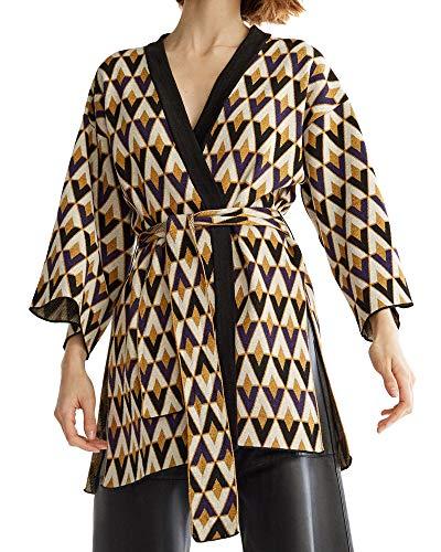 Uterque 0904 450 Donna Kimono Jacquard wfzqrfx