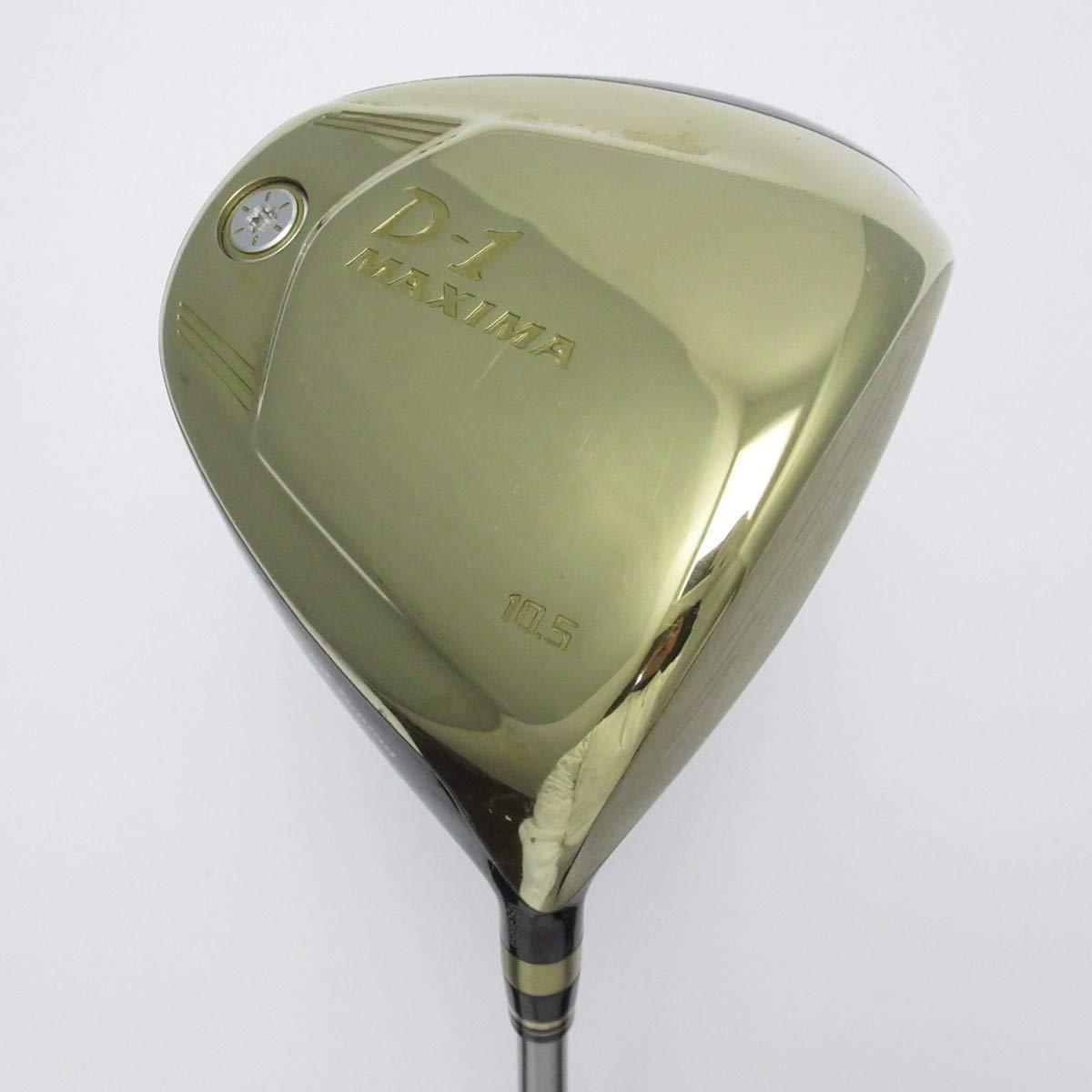 【中古】リョーマ ゴルフ RYOMA GOLF Ryoma D-1マキシマスペシャルチューニング(メーカー公認中古) ゴールド ドライバー Tour AD MX-G 【ルール非適合】 B07MZX11T3  R