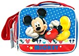 Disney Mickey Mouse Soft Lunch Box Review and Comparison