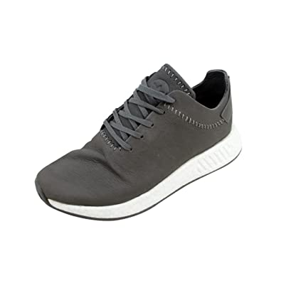 new style cc821 7506d adidas Men's WH NMD R2 Ash/Ash-Off White Wings and Horns Leather BB3117 Shoe