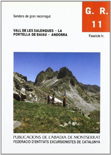 Descargar Libro Vall De Salenques - Portella De Baiau - Andorra, S.g.r. 11-1 Enric Aguadé I Bruix