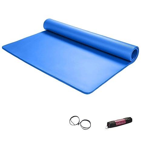Sklsy - Esterilla de Yoga para Hombre y Mujer (200 cm de ...