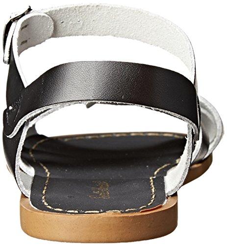 Salt Water Sandals Original Black Leather 38 EU