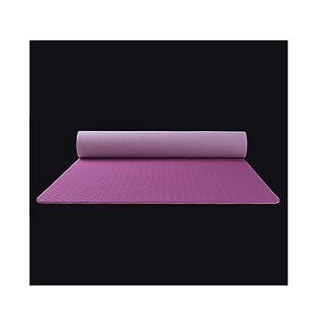 XBECO Colchoneta ecológica para Yoga 5 mm de Espesor Caucho ...