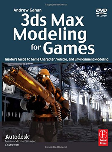 Mesa College 3ds Max Bundle: 3ds Max Modeling for Games: Insider's Guide to Game Character, Vehicle, and Environment Modeling: Volume I