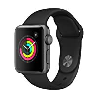 Deals on Apple Watch Series 3 GPS 38mm Sport Band