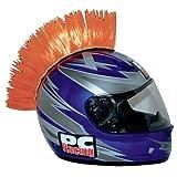 PC Racing Helmet Mohawk Orange