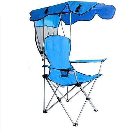 DOKJ Chaise de Camping Fauteuil Pliable, Ultra léger avec
