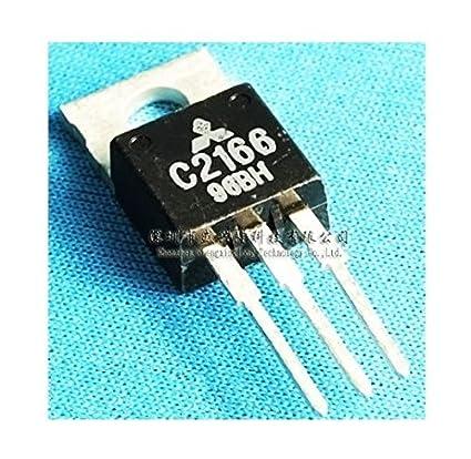 50Pcs 2SC2166 C2166 Transistor Ic Neu xv
