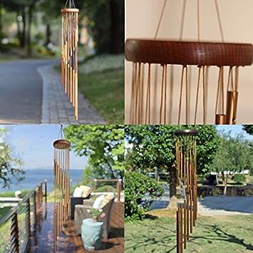 Amazon.com: Increíbles campanillas de viento con gancho S ...