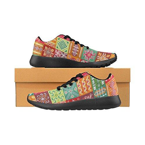 Zapatos De Correr Para Mujeres Interestprint Para Correr Zapatillas De Deporte Atléticas Para Caminar Ligeras