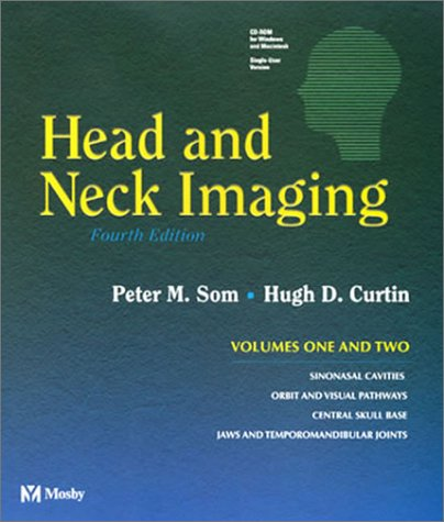 Head and Neck Imaging CD-ROM, 4e
