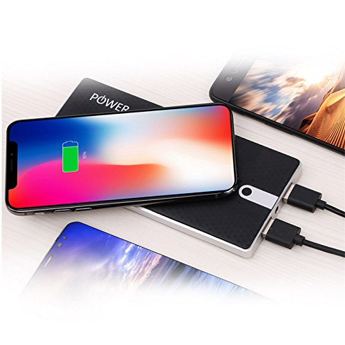 BETTER THAN ANKER!! WIRELESS QI 2018 PowerCore Speed 20000, 20000mAh Qualcomm Quick Charge 3.0 & PowerIQ Portable Charger, with Quick Charge Recharging, Power Bank for Samsung, iPhone, iPad and More