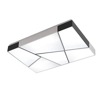 Focos de techo Iluminación de Techo Luz de Techo Rectangular ...