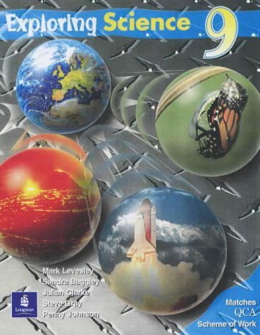 Exploring Science QCA Pupils Book Year 9 Second Edition Paper