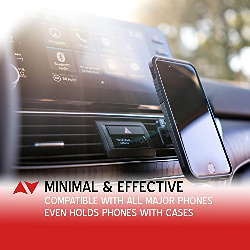 HOT NEW Pop Socket Car Mount by MiniMAX - Air Vent Adapter for Expanding Stand & Grip – Adjustable Switch Lock Technology – Works with iPhone and Android Photo #2