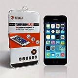 Ultimate Shield® Premium Verre Trempé Protecteur d'Écran pour iPhone SE/5/5S/5C
