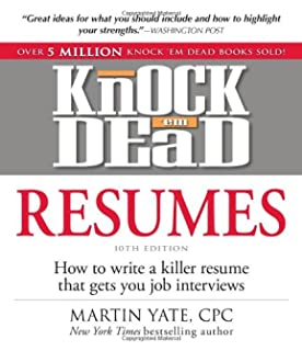 Quick Resume & Cover Letter Book: Write and Use an Effective ...