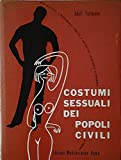 Costumi sessuali dei popoli civili