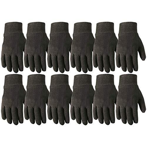 - Wells Lamont Work Gloves, Jersey Basic, Wearpower, 12 Pair Pack (506LZ)