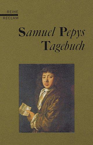 Tagebuch Samuel Pepys Pdf Online Lesen Leslenasour