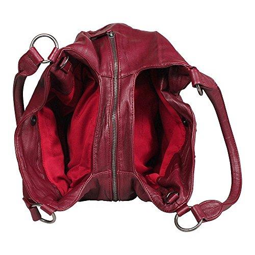 Fritzi aus Preußen Womens Handbag Clarissa Nappa Amarena
