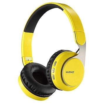 HUAN Auriculares inalámbricos de Bluetooth, Auriculares para Juegos Auriculares para Auriculares con Orejas Sobre la