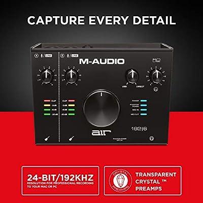 M-Audio AIR 1926 USB Audio Interface