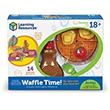 Learning Resources New Sprouts Waffle Time, Pretend