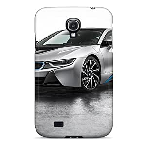 For TianMao Galaxy Protective Case, High Quality For Galaxy S4 Bmw I8 2015 Skin Case Cover