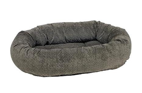 Amazon.com: bowsers Donut Cama para perro, microvelvet ...