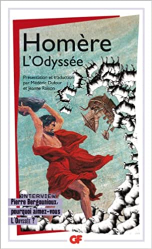 Livre gratuits en ligne L'Odyssée pdf, epub