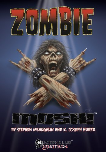 Zombie Mosh  Game by Bucephalus