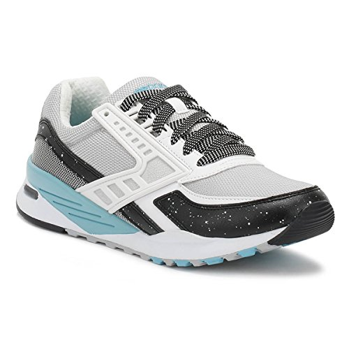 Brooks Herren Silber Metallic/Capri Constellation Regent Sneakers