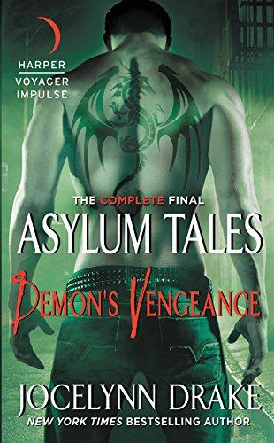 book cover of Demon\'s Vengeance