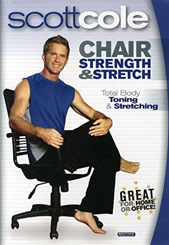 Chair Strength & Stretch Workout [Instant Access]