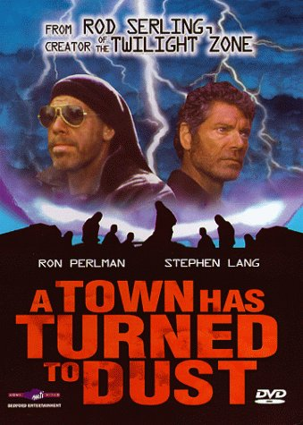 A Town Has Turned to Dust [USA] [VHS]: Amazon.es: Stephen ...