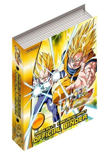 Dragon Ball ZW Bakuretsu Schlagamts Binder (Japan-Import)
