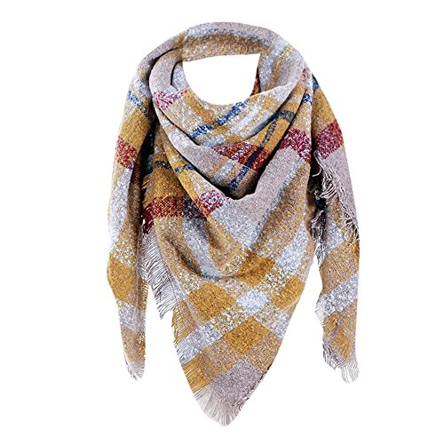Gloves Sheer Beaded (Women Casual Long Wrap Shawl Scarf Scarves,Vintage Lattice Fringe Square Stole Cape by Beautyfine)
