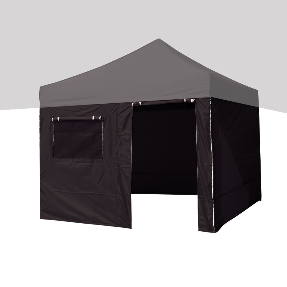 Eurmax Canopy 10x10 SideWalls Kit for Pop Up Canopy Tent - Horizontal Velcro Connection - Walls  sc 1 st  Amazon.com & Amazon Best Sellers: Best Sports Fan Canopies