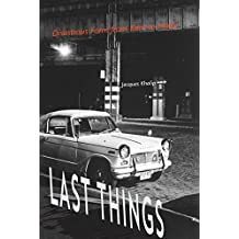 Last Things: Disastrous Form from Kant to Hujar (Lit Z)