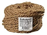Humusziegel natural garden twine 100% coconut fibre - diameter 7 mm - 50 m Roll