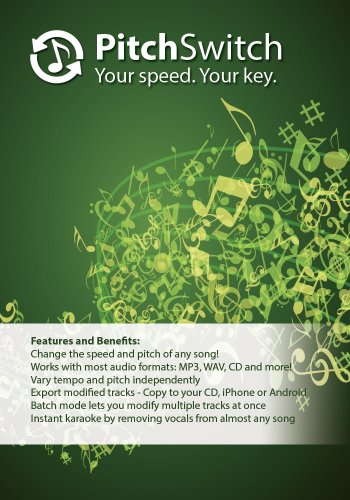 Pitch Switch 4 for Windows [Download] by Inspyder Software Inc.