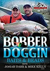 Bobber Dogging is fast becoming a preferred technique when drift fishing from a boat for steelhead. Detailed in this video, it is a float fishing system that uses a specialized bobber, unique weights, and a bait and bead combination for lures...