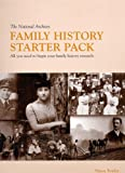 Family History Starter Pack: All You Need to Begin Your Family History Research