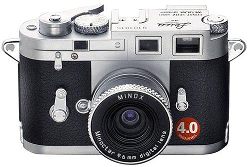 MINOX DCC Leica M3(4 0) デジタルカメラ ライカM3モデル 400万画素